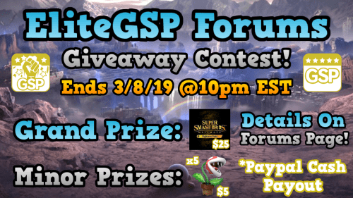 Forums Giveaway Image